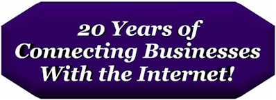 20 Years of Connecting Businesses with the Internet!