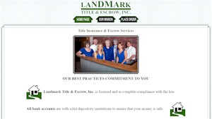 Link to Landmark Title & Escrow