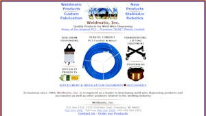 Link to Weldmatic, Inc.